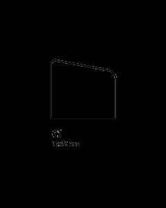 Glaslat C1 17x19 mm