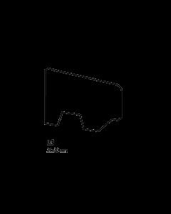 Glaslat L3 21x30 mm