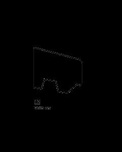 Glaslat L2 21x25 mm