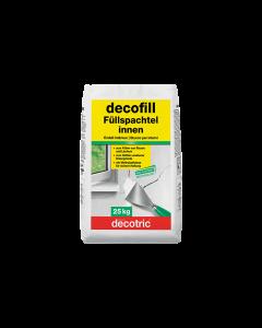 Decotric Decofill binnen plamuur