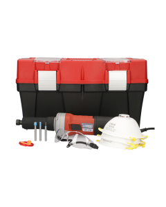 Woodcap HF-74 freesmachine+ frezen/pbm/koffer